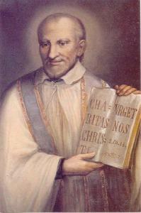 Vincent de Paul, Charity of Christ