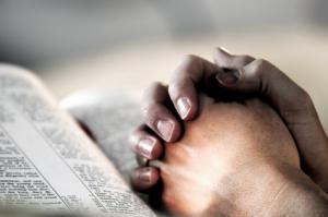 praying w bible